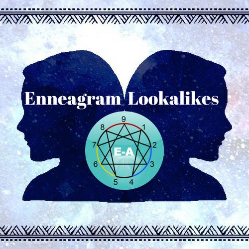 enneagram lookalikes